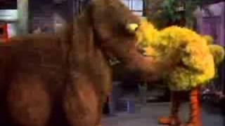 Sesame Street - How Big Bird and Snuffy really met