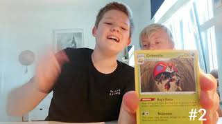 Pokémon pack opening 2