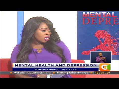 Citizen Weekend | Mental Health and Depression #CitizenWeekend