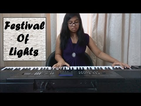 KSHMR & Maurice West - Festival of Lights (PIANO COVER)