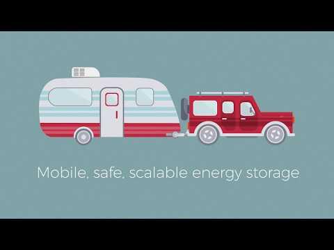 Volta | Mobile Energy Storage Systems