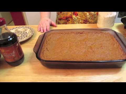 3 Ingredient Pumpkin Cake