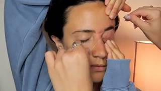Total Brow Transformation with Nicole