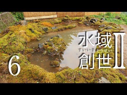想定外の増水! 水域創世Ⅱ- 6【4K】