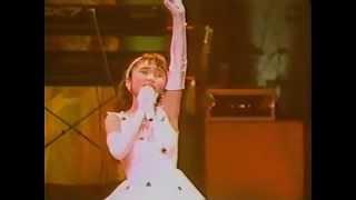 "Rika HIMENOGI ""Motto Hurry Up!"" @1988 解像度1080p高画質化 音声ステ..."