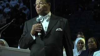 Minister Farrakhan on Ghaddafi & Libya (Feb 27, 2011) 2 of 2