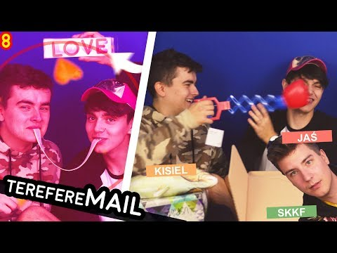 TerefereMail #9 - PACZKA Z GRECJI!? 😱🔥 | FAN MAIL z skkf i Kiślu