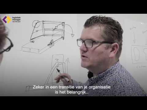 Erik van Wunnik - DSV Solutions - Finalist Logistiek Manager van het Jaar