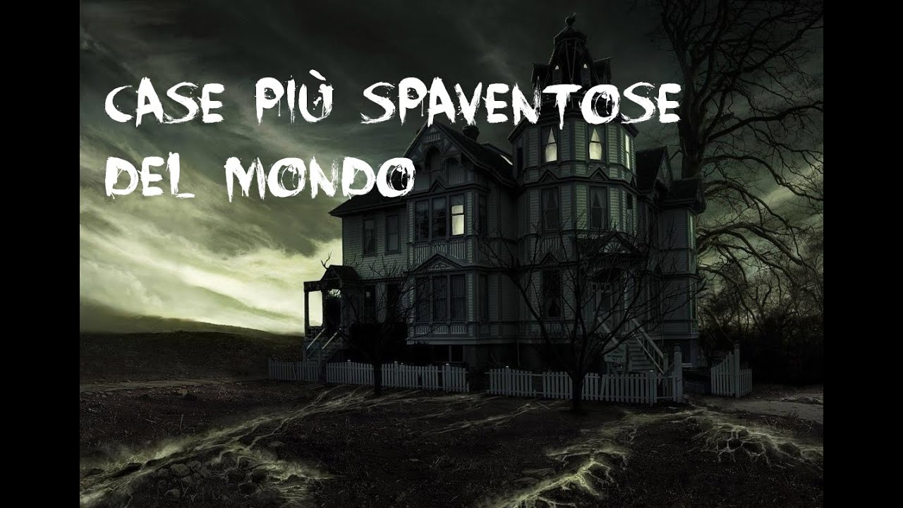 Le case pi spaventose del mondo youtube for Le case nel mondo