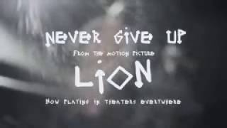Sia - Never Give Up Reversed