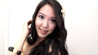 Halloween:Pretty Mermaid Makeup Tutorial ♥예쁜 인어 화장법 Thumbnail