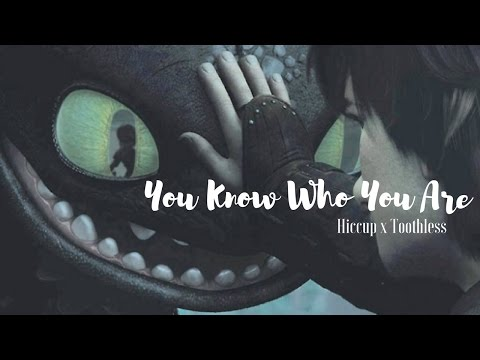 HTTYD | Know Who You Are (Moana OST)