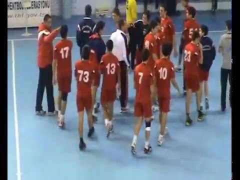 TED Ankara College Handball Team