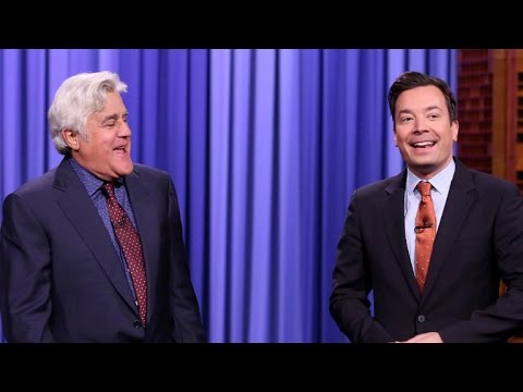 Jay Leno Returns to the