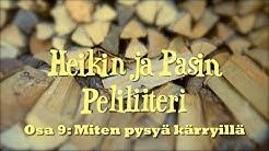 Heikin ja Pasin Peliliiteri osa 9: Miten pysyä kärryillä?