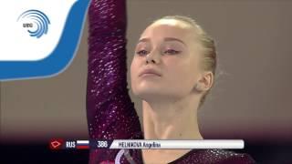 Angelina MELNIKOVA (RUS) - 2017 European Champion on Floor