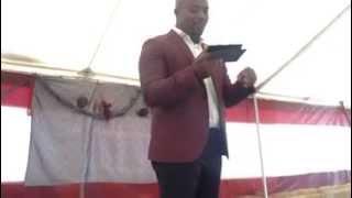 Pastor David Lukhele - Loose that donkey