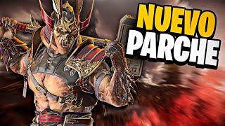 🤯 ROMPIERON ESTE PERSONAJE con EL NUEVO PARCHE ... COMBOS IMPARABLES - Mortal Kombat 11