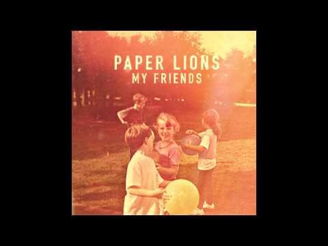 Клип Paper Lions - Bodies in the Winter