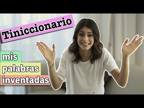 TINICCIONARIO: Tengo mi propio idioma? #Tiniccionario   TINI