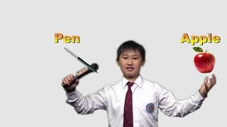 PPAP Compound Noun Parody (Wea