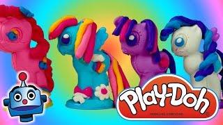 Play-Doh Moldea y Estiliza tu Pony de My Little Pony
