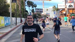 Why This Man Is Running Marathons Backwards thumbnail
