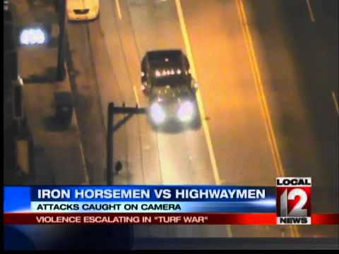 Iron Horsemen vs. Detroit Highwaymen