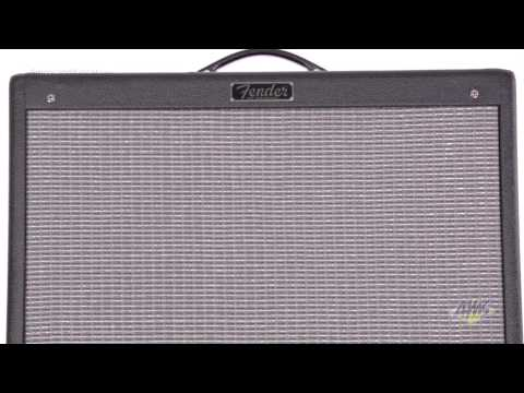 Fender Hot Rod Deluxe Tube Guitar Combo Amplifier - Fender Hot Rod Deluxe
