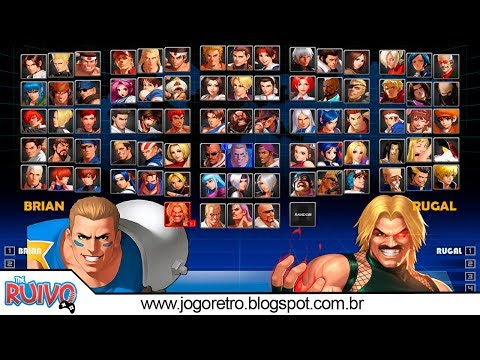 The King of Fighters Definitive Match HD 2018