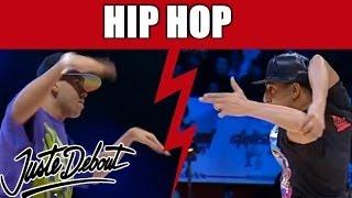 HIP HOP : Salah Popping John vs Pepito Djidawi BATTLE