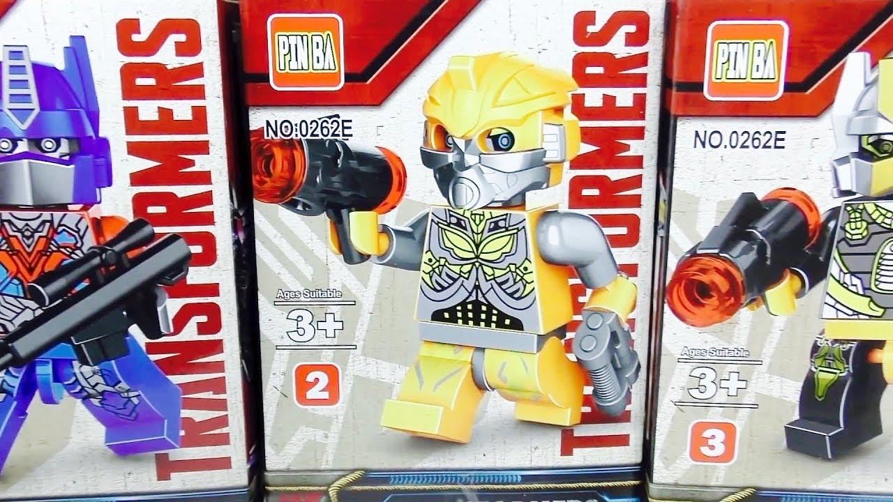Игрушки для мальчиков Лего ТРАНСФОРМЕРЫ и Десептиконы Transformers toys For kids