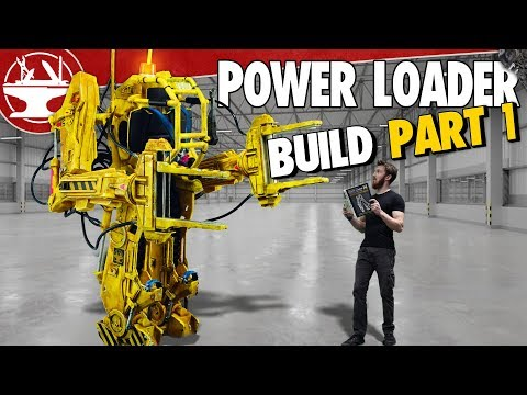 ALIENS POWER LOADER BUILD ► The Design (PART 1)