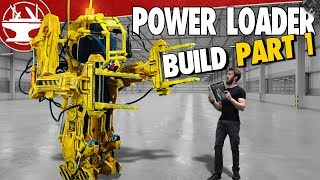Designing a MECH! (POWER LOADER: PART 1)