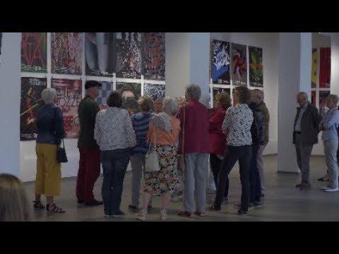 100 Plakate, 100 Geschichten: Gunter Rambow In Der Städtischen Galerie Wollhalle Güstrow