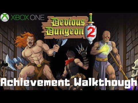Devious Dungeon 2 (Xbox One) Achievement Walkthrough