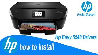 Hp Envy 5540 Drivers , Full Installation Guide