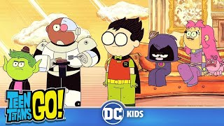 Teen Titans Go! | Teen Titans Reboot! | DC Kids