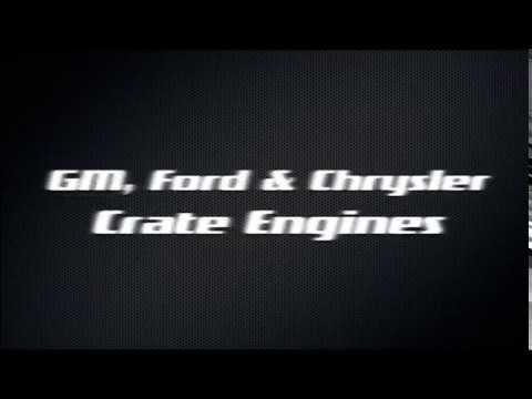 BluePrint Engines 632 crate engine on dyno - Dominator carb