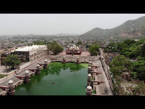 Alwar: History In Nature's Lap