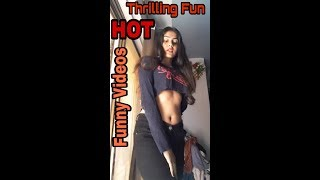 Hot Funny videos 2018, peoples stupid things part 1