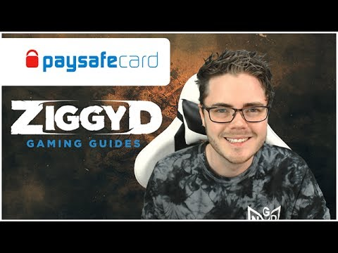 ZiggyD Now Sponsored by paysafecard! - What is paysafecard?