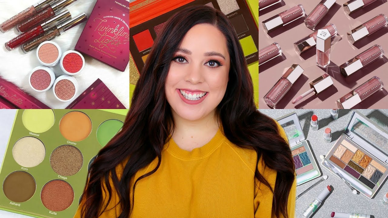 NEW MAKEUP RELEASES DECEMBER 2018! PURCHASE OR PASS?