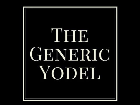 Yodeling Lesson 3.  The Generic Yodel.