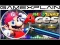Mario Tennis Aces ANALYSIS - Reveal Trailer (Secrets & Hidden Details!)