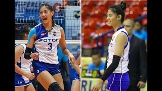 Jaja Santiago, Dindin Manabat getting battered in tough Japan training