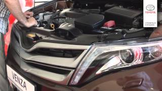 Презентация Toyota Venza во Владимире