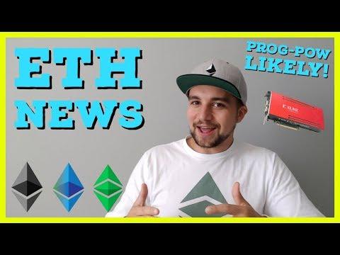 Ethereum Mining News | FPGA's Mining | ProgPoW LIKELY | Profitability | Hard Fork Delayed 2019