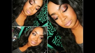 Makeup Tutorial | Gold & Copper!!! Thumbnail