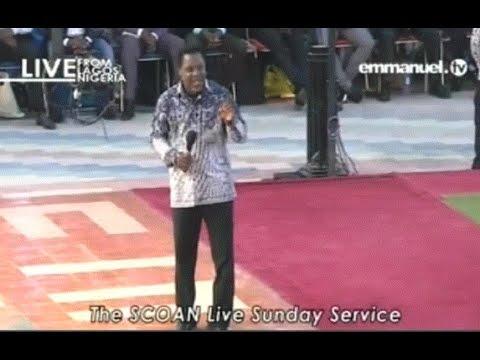 SCOAN 12/06/16: Prophet TB Joshua Message, Prophecy & Deliverance (Part 1/4). Emmanuel TV